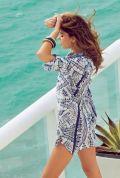Пляжное платье David 015