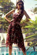 Пляжное платье 3601-С8